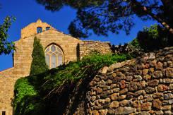 Molitg-les-Bains, Eglise St Marie