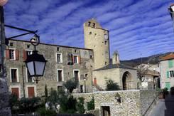 Molitg-les-Bains, le village