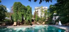 Molitg-les-Bains, château de Riell