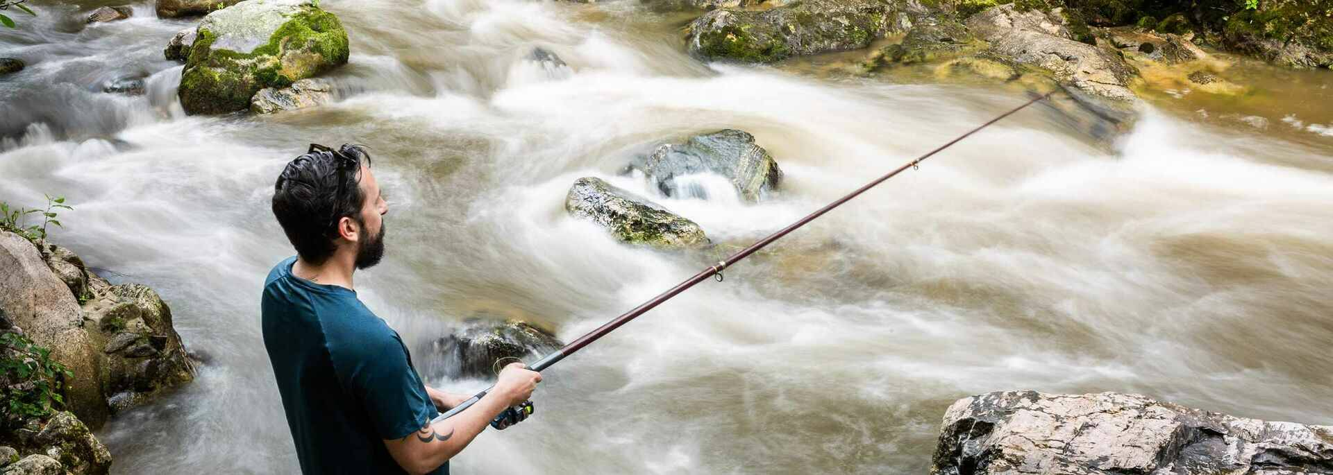fishing in conflent