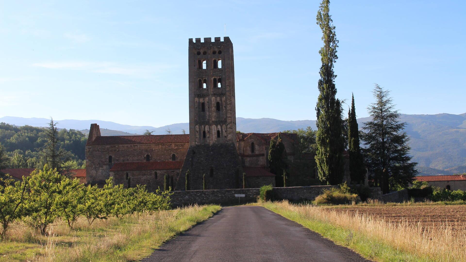 abbaye saint michel de cuixa
