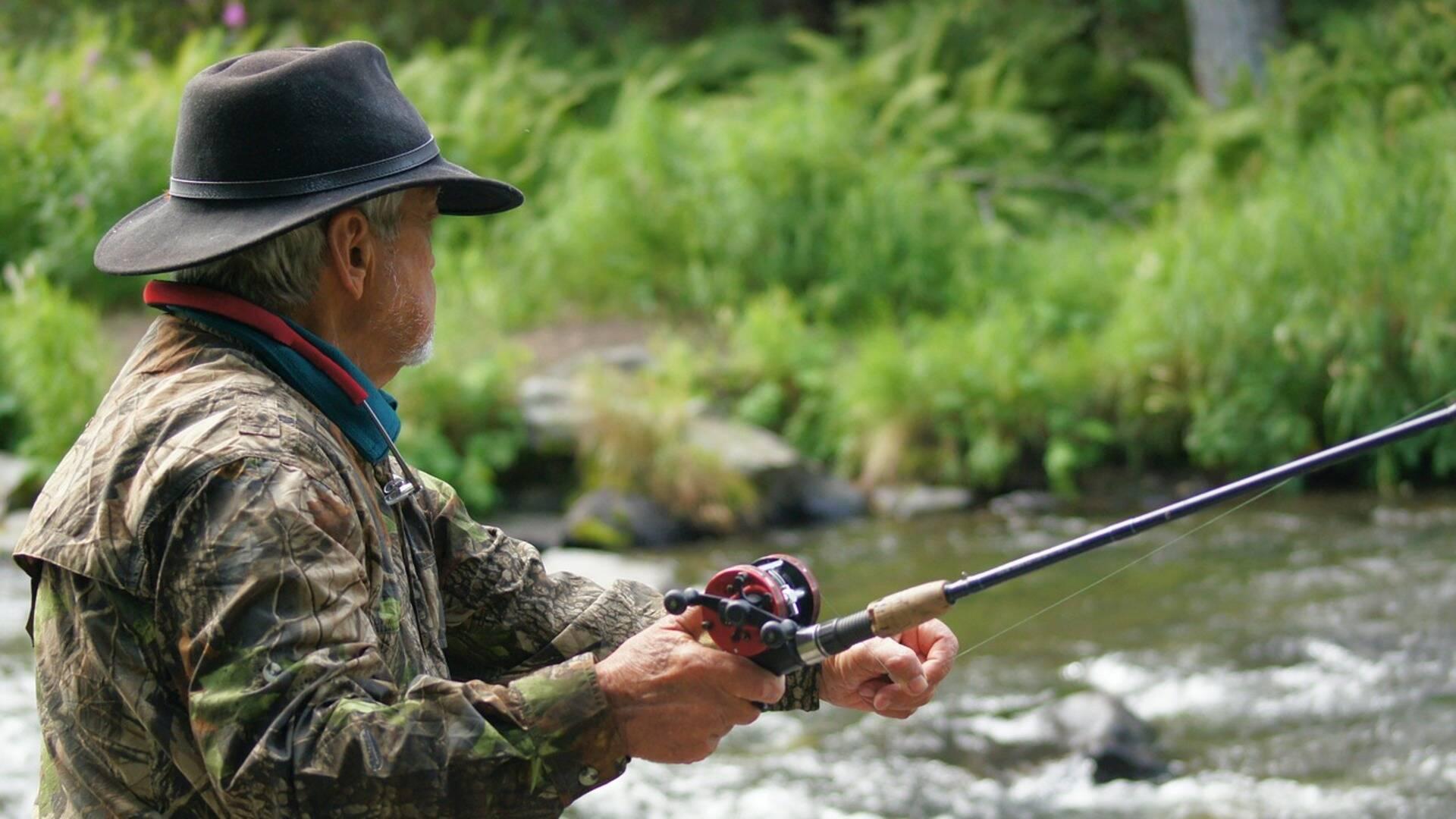 La pêche dans le Conflent est une activité prisée par les amateurs d'eaux douces