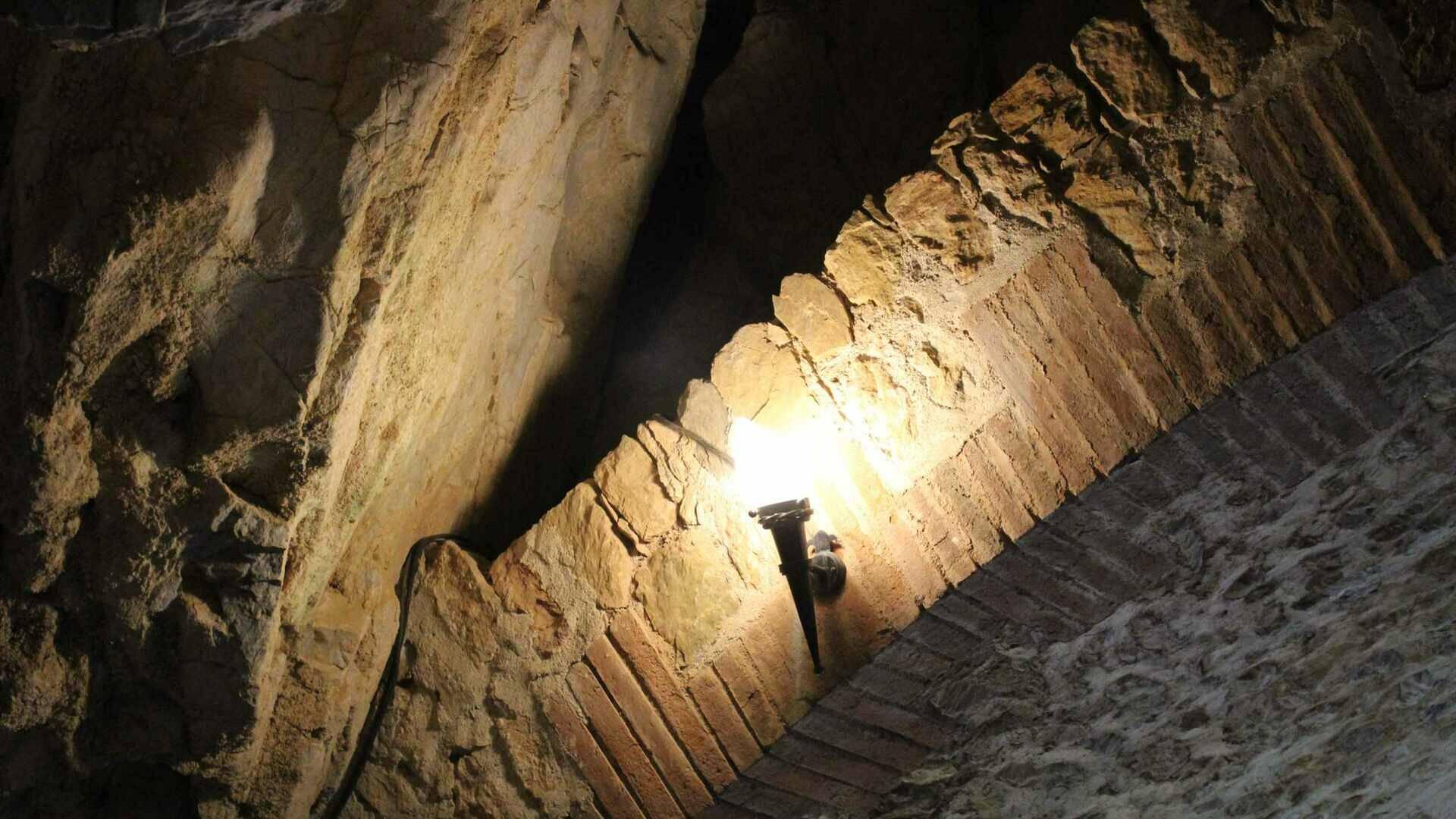 cova bastera caves villefranche de conflent