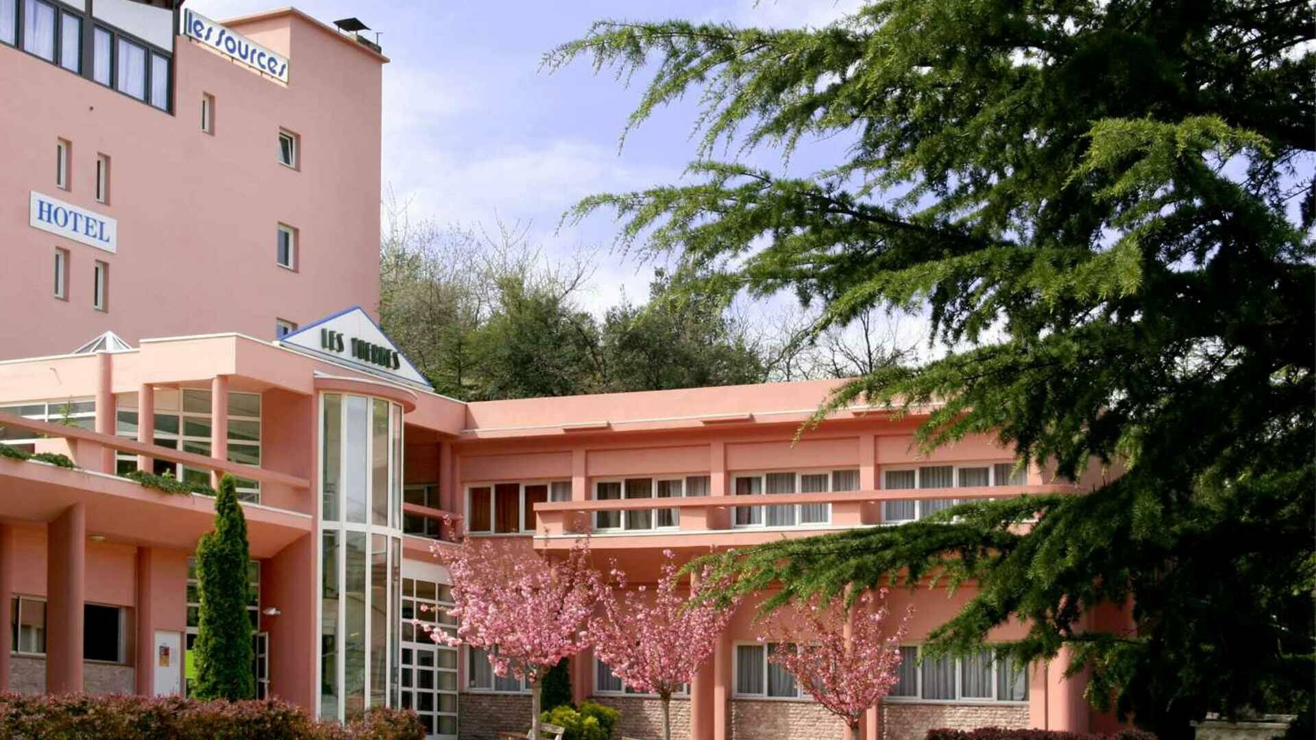 THermes Vernet-les-Bains spa resort